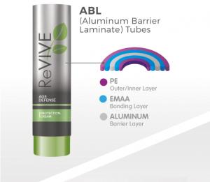 Aluminum Barrier Laminate Tube