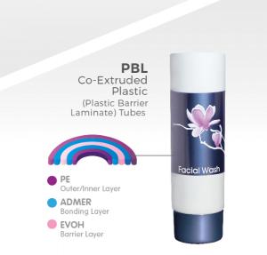 Plastic Barrier Laminated Tube