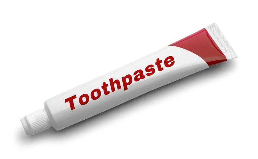 Custom Toothpaste Tube