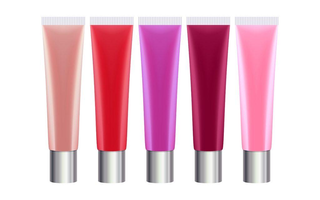 Custom Lip Gloss Tubes
